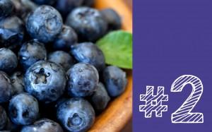 Blueberries - Brainfood