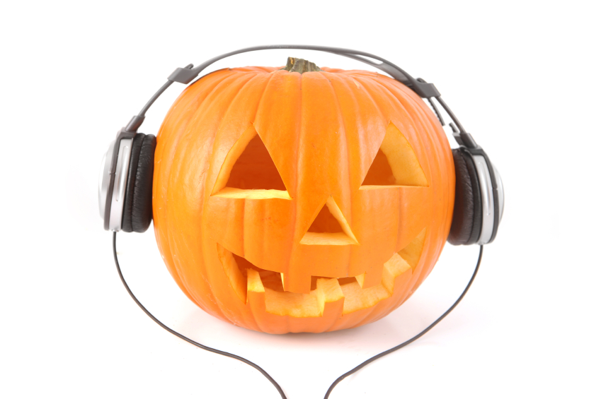 Halloween Playlist Image