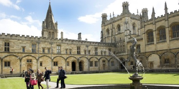 Said Business School - Top 5 UK business schools for MBAs